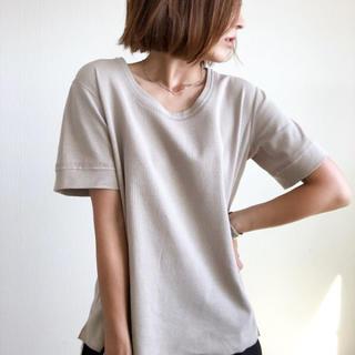 TODAYFUL - studious  mayumiさん コラボ バスクTシャツ