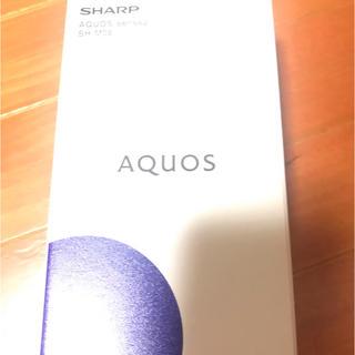 シャープ(SHARP)の【楽天限定色】SHARP AQUOS sense2 SH-M08 レッド(赤) (スマートフォン本体)
