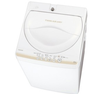 TOSHIBA 洗濯機 東芝 AW-4S2 5月下旬(洗濯機)