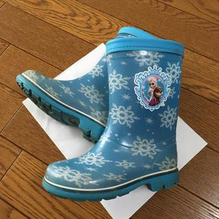 ディズニー(Disney)のアナ雪長靴17(長靴/レインシューズ)