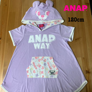 アナップキッズ(ANAP Kids)のANAP❤︎120cm(ワンピース)