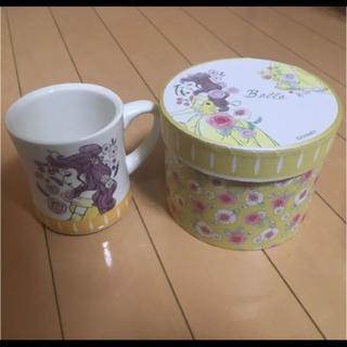 ディズニー(Disney)の【箱付き】美女と野獣 ベル マグカップ(グラス/カップ)