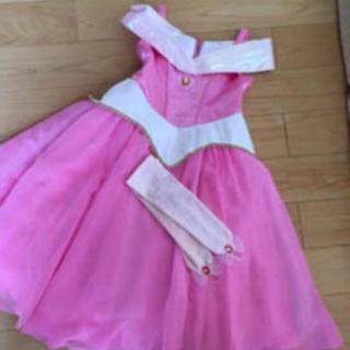 ディズニー(Disney)のビビディバビディブティック オーロラ姫ドレス(ドレス/フォーマル)