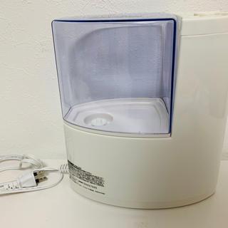 アイリスオーヤマ(アイリスオーヤマ)の乾燥で傷んだ喉に自宅加湿器☆IRIS OHYAMA efeel SHM-250T(加湿器/除湿機)