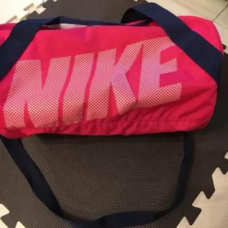 ナイキ(NIKE)のNIKEナイキプールバッグショルダーバッグ トートバッグ新品未使用(ショルダーバッグ)