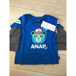 アナップキッズ(ANAP Kids)のロンT(Tシャツ/カットソー)