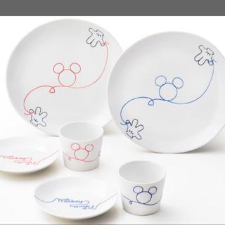 ディズニー(Disney)のディズニー 食器セット(食器)