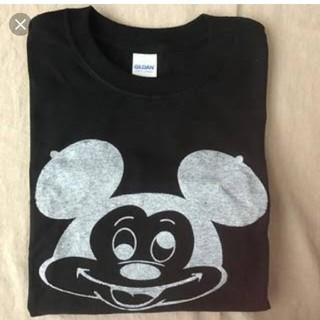 ロンハーマン(Ron Herman)のcalifornia store 黒 アッキー ミッキー Tシャツ(Tシャツ(半袖/袖なし))
