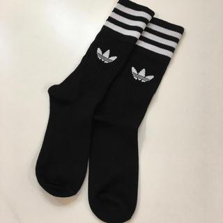 アディダス(adidas)の専用です!adidas ソックス 22.0〜24.0cm 黒(ソックス)