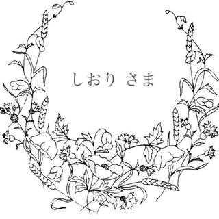 しおりさま antique white&pink 花かんむり キッズベビー (ヘアアクセサリー)