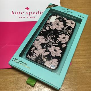kate spade new york - 新品 ケイトスペード iPhoneX/XS対応ケース