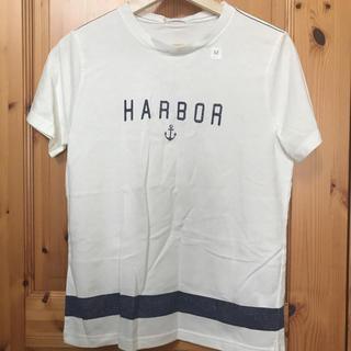 ジーユー(GU)の【新品タグ付き】半袖Tシャツ(Tシャツ(半袖/袖なし))