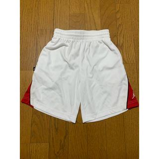 ナイキ(NIKE)の新品未使用 ナイキ ジョーダン 子供服 白赤(パンツ/スパッツ)