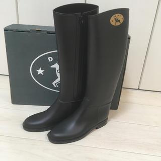 ダフナ(Dafna)の❁美品 ダフナレインブーツ❁(レインブーツ/長靴)