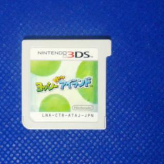 ニンテンドー3DS(ニンテンドー3DS)のヨッシー(携帯用ゲームソフト)
