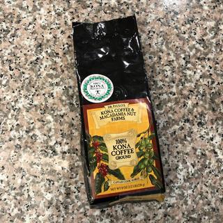 コナ(Kona)のハワイ 100% コナコーヒー(コーヒー)