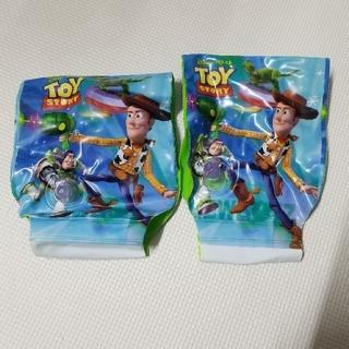 ディズニー(Disney)の腕用 トイ・ストーリー浮き輪(マリン/スイミング)