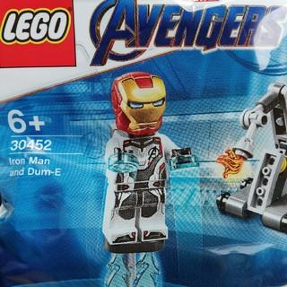 レゴ(Lego)のレゴ ポリバック アベンジャーズ アイアンマン(積み木/ブロック)