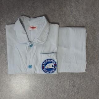 サンリオ(サンリオ)のしんかんせん パジャマ 長袖 110(パジャマ)