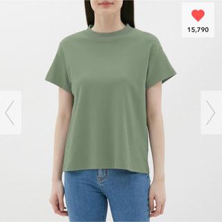 ジーユー(GU)のGU  スムースT(Tシャツ(半袖/袖なし))