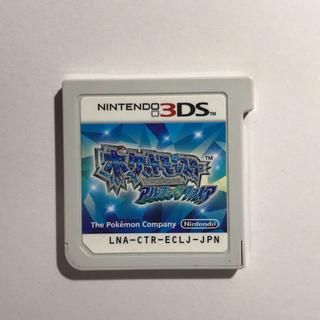 ニンテンドー3DS(ニンテンドー3DS)のポケットモンスター アルファサファイア (家庭用ゲームソフト)