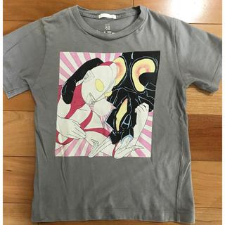 ジーユー(GU)のGU ウルトラマン Tシャツ 110 120(Tシャツ/カットソー)