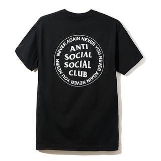 アンチ(ANTI)のASSC アンチソーシャルソーシャルクラブ Tシャツ M 未開封(Tシャツ/カットソー(半袖/袖なし))