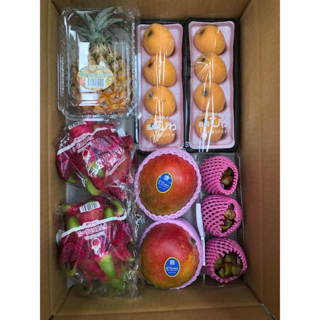 フルーツミックス 食品/飲料/酒の食品(フルーツ)の商品写真