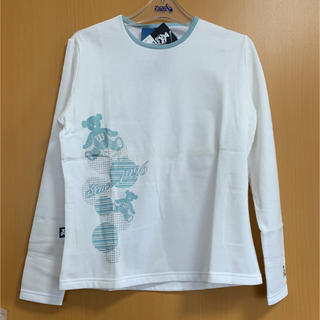 f1eb1122217fa ウィルソン(wilson)のウィルソン ロンT レディース(Tシャツ(長袖/七