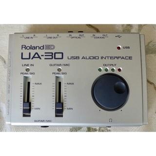 Roland UA-30 USBオーディオ・インターフェイス