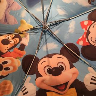 ディズニー(Disney)の新品*ディズニー  実写   傘(キャラクターグッズ)