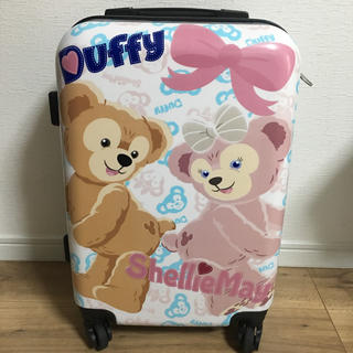 ディズニー(Disney)の中古   ダッフィー   スーツケース  香港 ディズニー(スーツケース/キャリーバッグ)