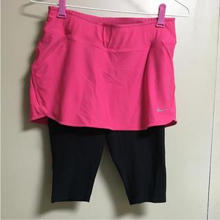 ナイキ(NIKE)のランニングスカート(ウェア)