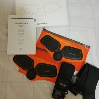 2個 MTG★SIXPAD BobyFit 腕、足 シックスパッド正規品(トレーニング用品)