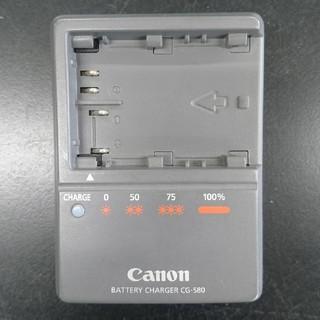 キヤノン(Canon)のCanon 充電器 CG-580(バッテリー/充電器)