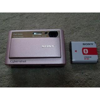 ソニー(SONY)のSONY Cyber-shot DSC-T20 8.1MEGA 中古(コンパクトデジタルカメラ)
