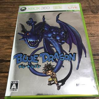 エックスボックス360(Xbox360)のXBOX360 ブルードラゴン (家庭用ゲームソフト)
