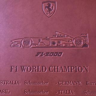 フェラーリ(Ferrari)の希少 フェラーリ レザーボード(その他)