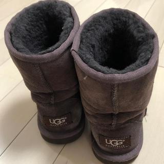 アグ(UGG)のugg kids ショートブーツ 19.5(ブーツ)