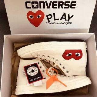 COMME des GARCONS - Play COMME des GARCONS×Converse