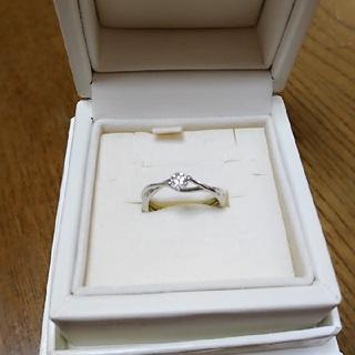 ヴァンドームアオヤマ(Vendome Aoyama)の未使用 プラチナ850リング 指輪(リング(指輪))