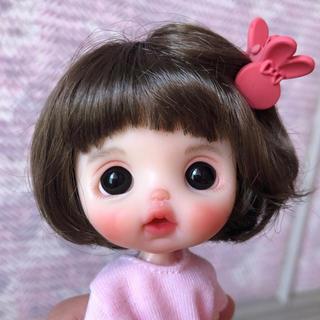 オビツ11 ob11粘土ドール人形 ヘッドのみ