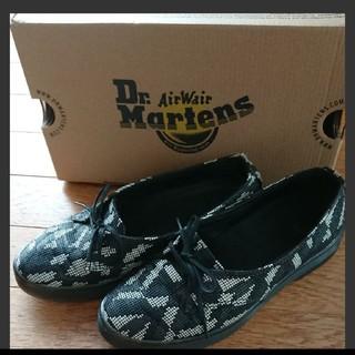 ドクターマーチン(Dr.Martens)の美品  Dr.Martens   MORADA  LEAD  37(スニーカー)