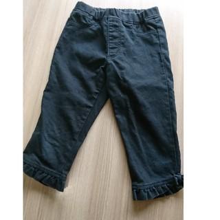 ジーユー(GU)の110 GU 七分丈ズボン(パンツ/スパッツ)