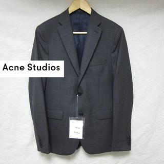 アクネ(ACNE)の新品定価6.8万 ACNE STUDIOS アクネ テーラードジャケット 48(テーラードジャケット)
