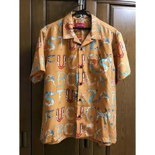 Supreme - Supreme Alphabet Silk Shirt
