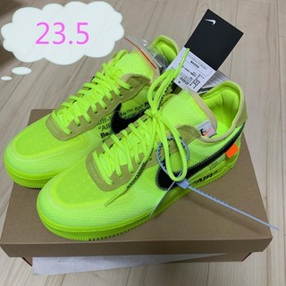 NIKE - NIKE AIR FORCE 1 LOW THE TEN OFF WHITE