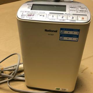 パナソニック(Panasonic)のアルカリイオン整水器Panasonic(TK 7507)(浄水機)