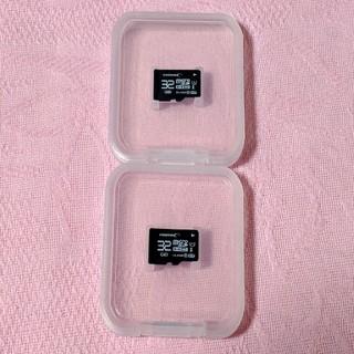 二枚セット microsdカード 32GB