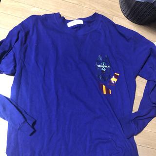 トーガ(TOGA)のtoga ロンT 紫(Tシャツ/カットソー(七分/長袖))